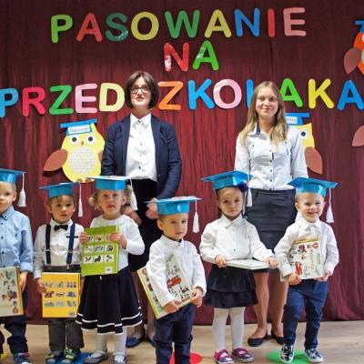 Pasowanie na przedszkolaka2