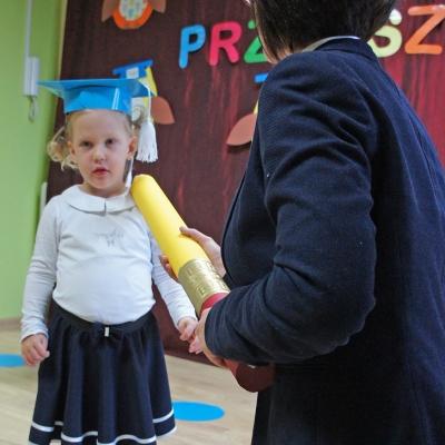 Pasowanie na przedszkolaka3
