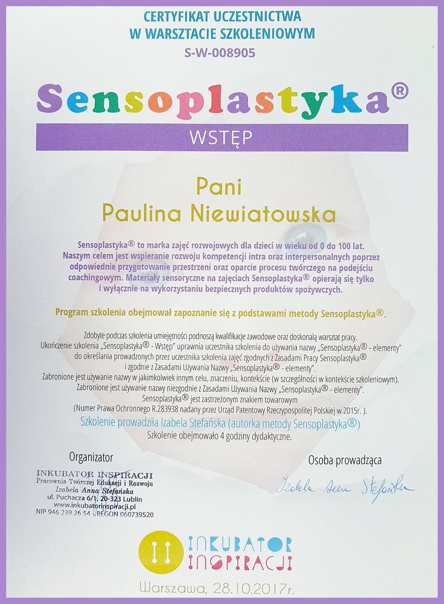Sensoplastyka_Paulina Niewiatowska