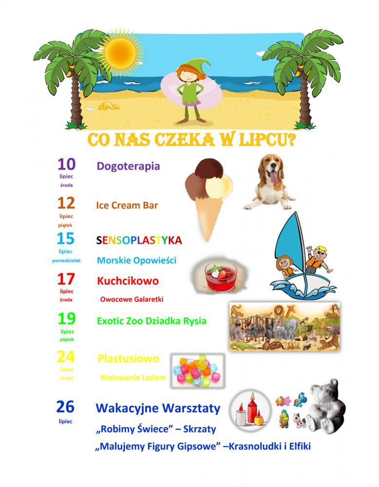 kalendarium lipiec2019