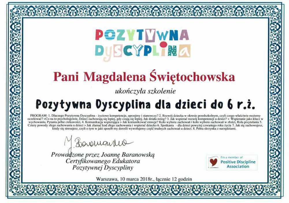 Magdalena Świętochowska 1