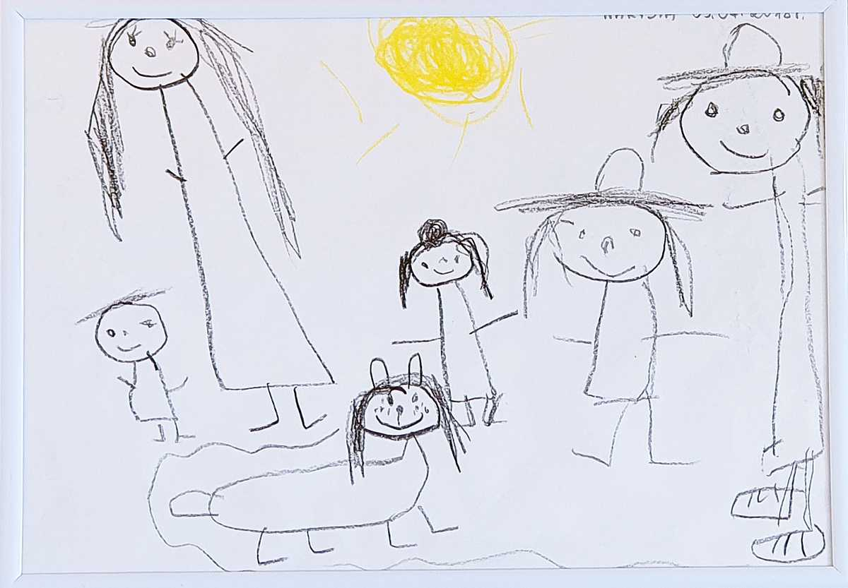 Rysunek Marysi