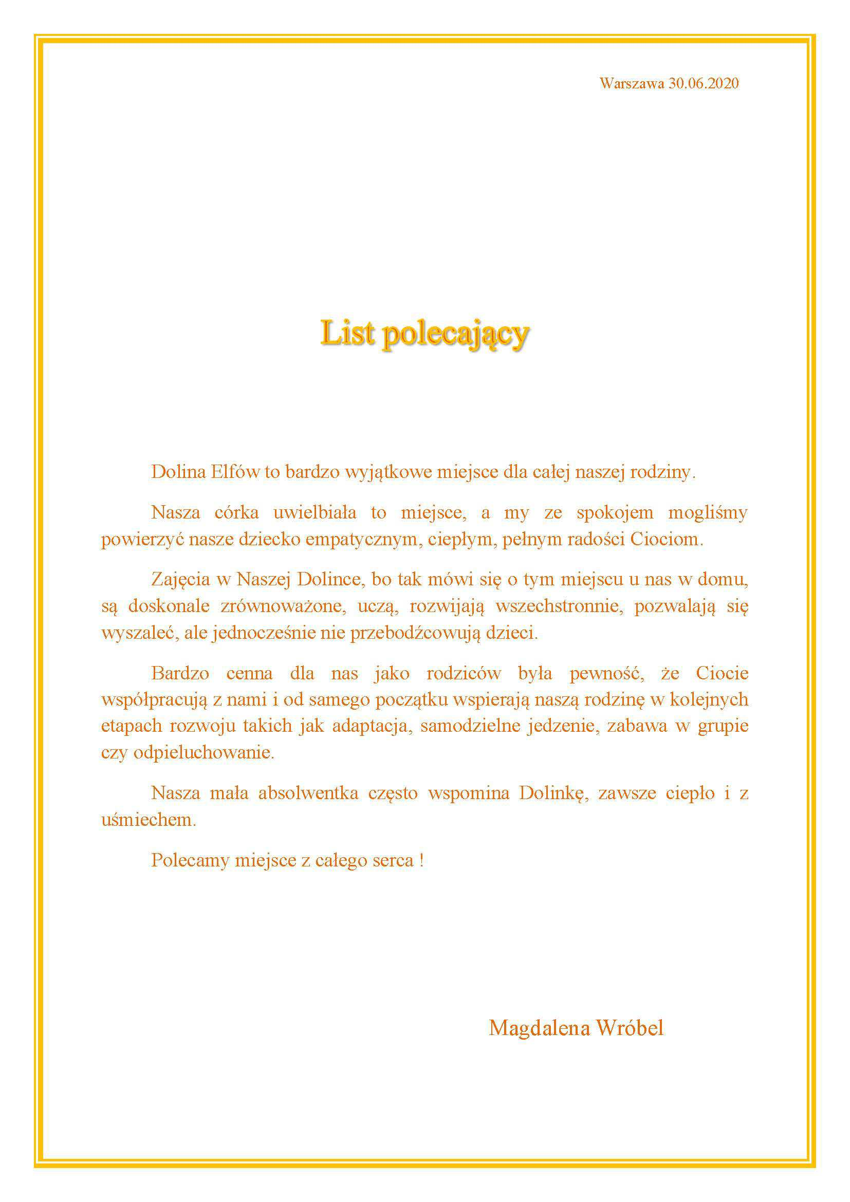 List polecający_HWróbel